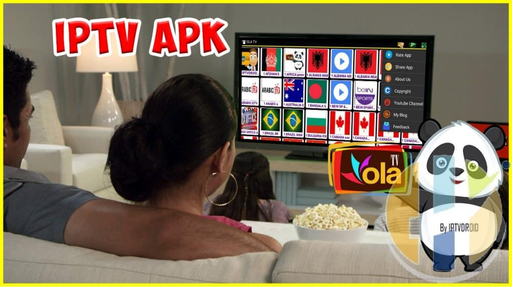 OLA TV IPTV APK 3 0 Released download FireStick NVIDIA Shield Fire