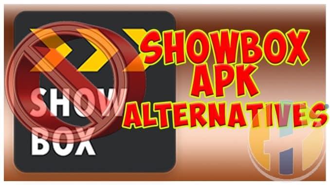 alternatives to showbox