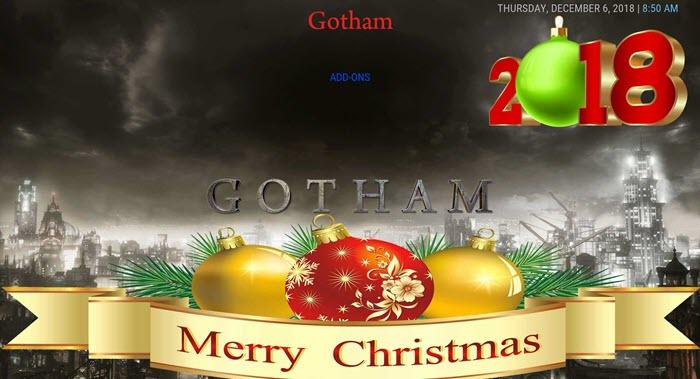 Gotham Xmas Build 2