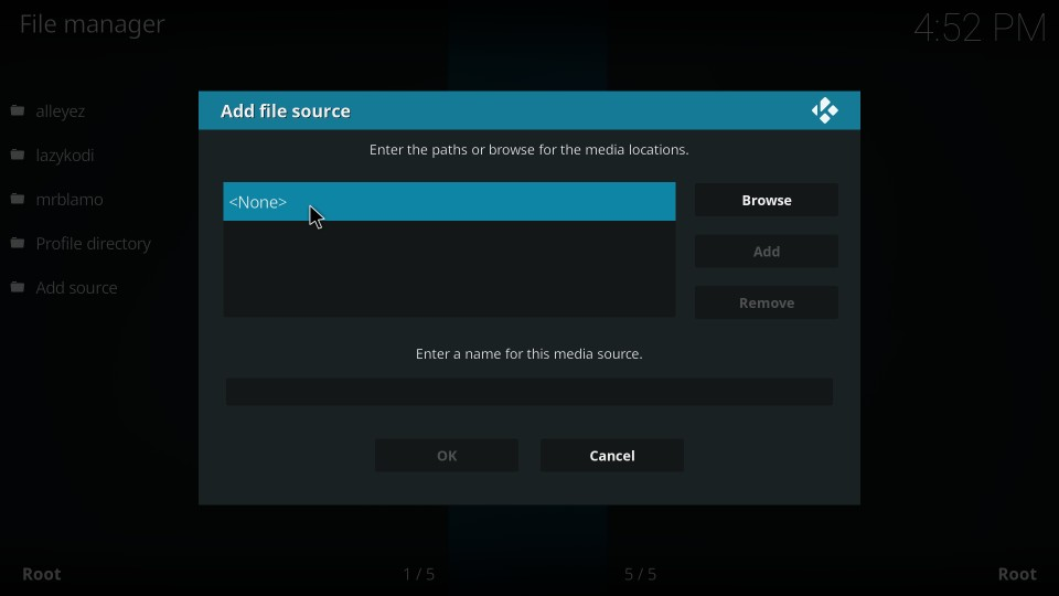 kodi xenon build
