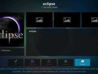 Eclipse Addon Guide - Kodi Reviews