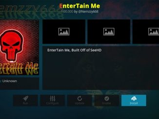 Entertain Me Addon Guide - Kodi Reviews