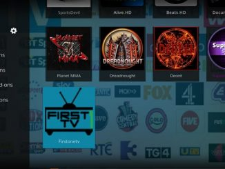 FirstOneTV Addon Guide - Kodi Reviews