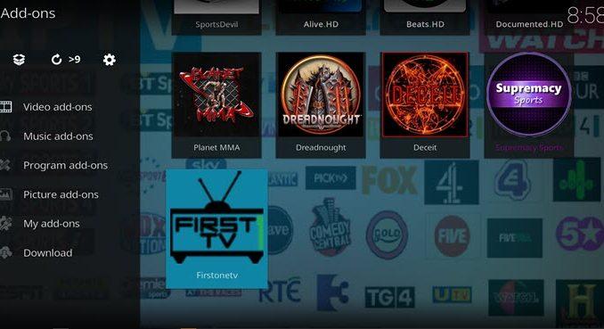 FirstOneTV Addon Guide - Kodi Reviews
