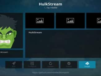 Hulkstream Addon Guide - Kodi Reviews