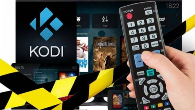 Kodi shock as fresh warning issued about dangers of streaming illegally