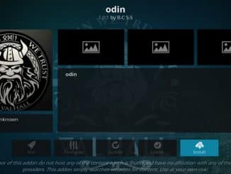 Odin Addon Guide - Kodi Reviews