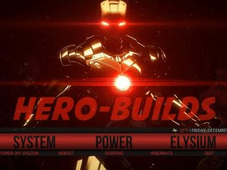 Red Hero Build 1