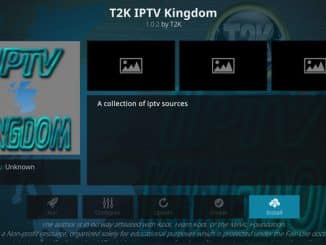 T2K IPTV Kingdom Addon Guide
