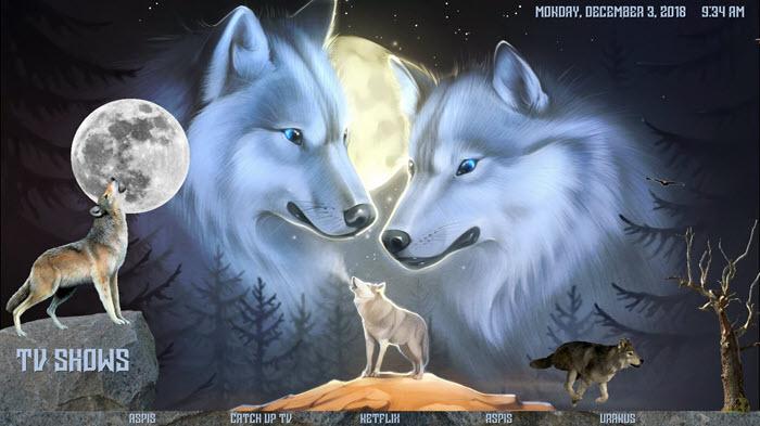 Wolf Build 1