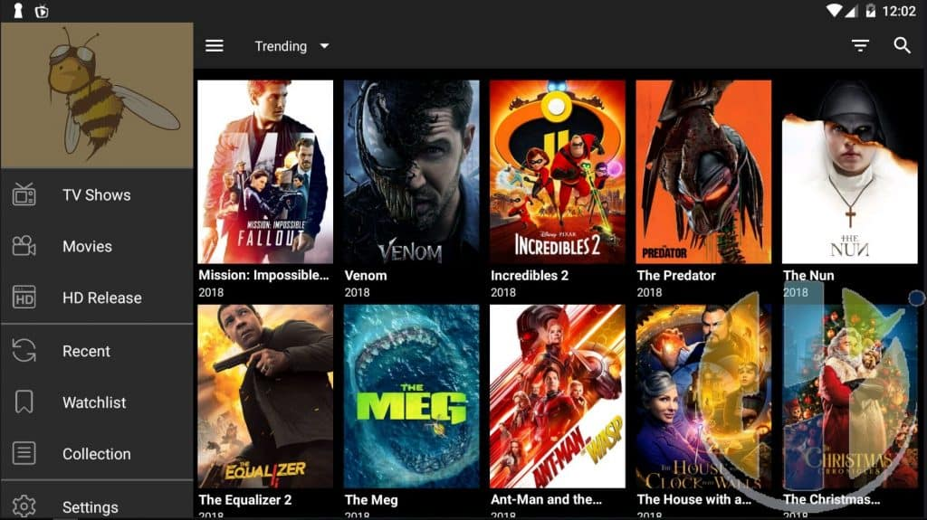 BeeTV APK updated 2 03 Free Movies TV Shows Firestick NVIDIA