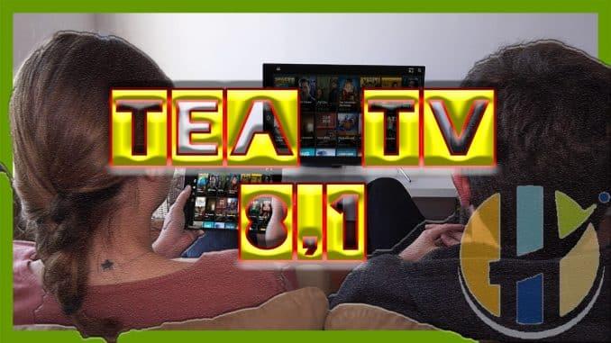 TEATV APK New Version 8 1 Free Movies TV Shows IPTV Android