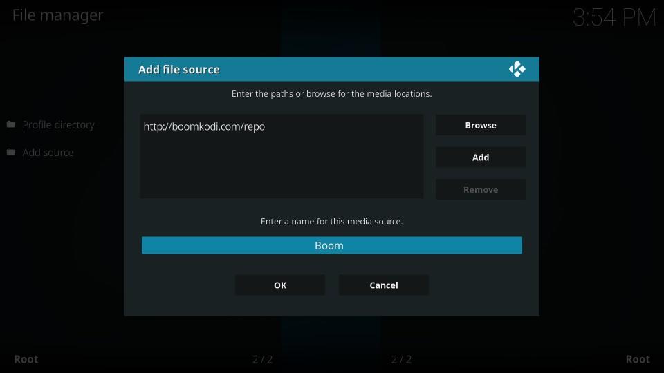boom builds for kodi