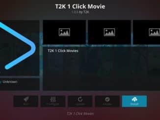 how to install t2k 1 click movie kodi addon