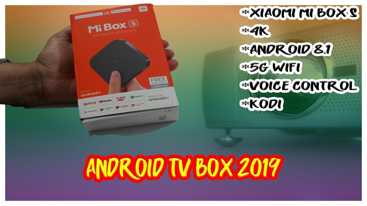 Replace your Firestick with Xiaomi Mi Box S 4K Android 8 1