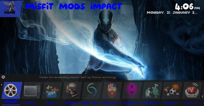 Impact Build 2