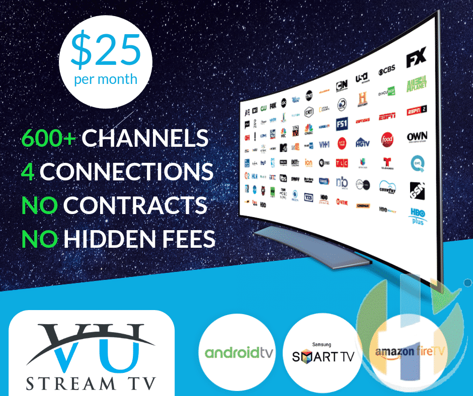 VUStream IPTV