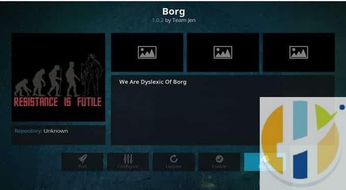 Borg Addon Guide - Kodi Reviews