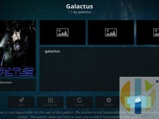 Galactus Addon Guide - Kodi Reviews