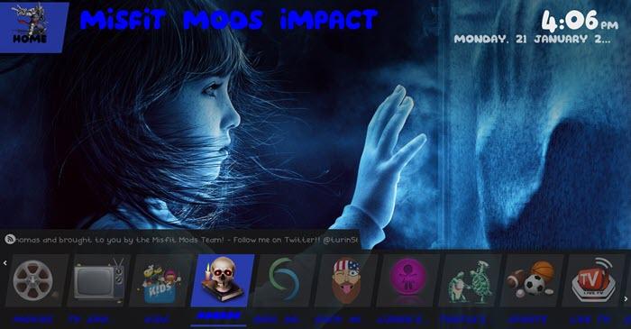 Impact Build 1