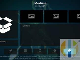 Medusa Addon Guide - Kodi Reviews