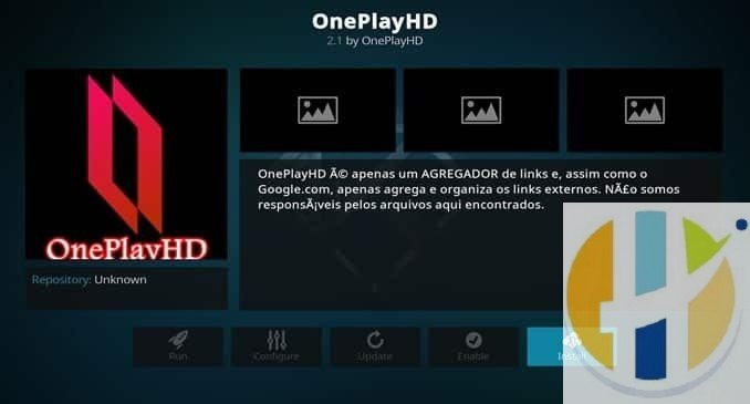 OnePlayHD Addon Guide - Kodi Reviews