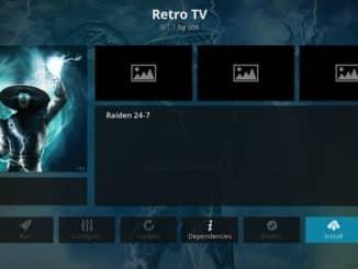 Retro TV Addon Guide - Kodi Reviews
