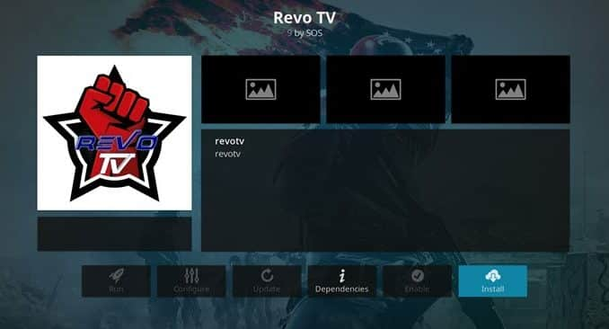 Revo TV Addon Guide - Kodi Reviews