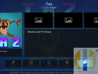 Taz Addon Guide - Kodi Reviews