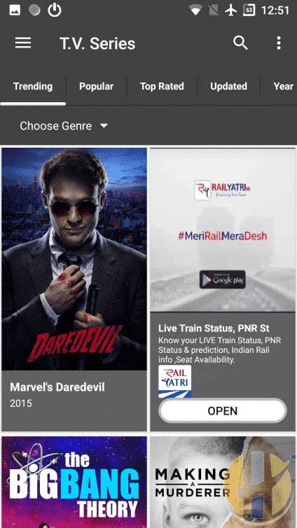 stream torrent android tv