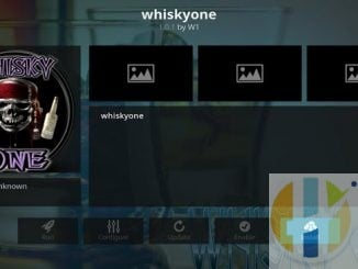 Whiskyone Addon Guide - Kodi Reviews