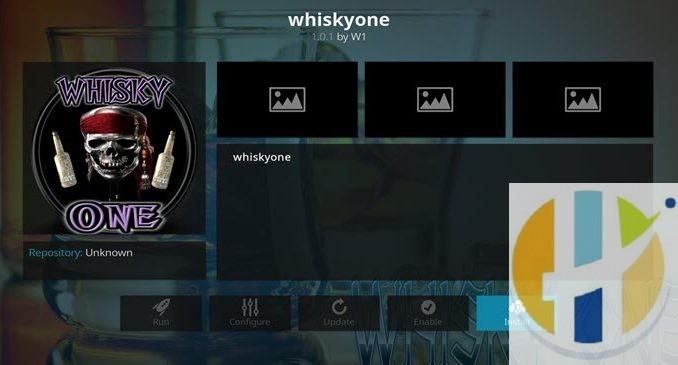 Whiskyone Addon Guide - Kodi Reviews