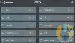 ACE TV Premium IPTV Channel list 04/02/2019 with Adult XXX channels
