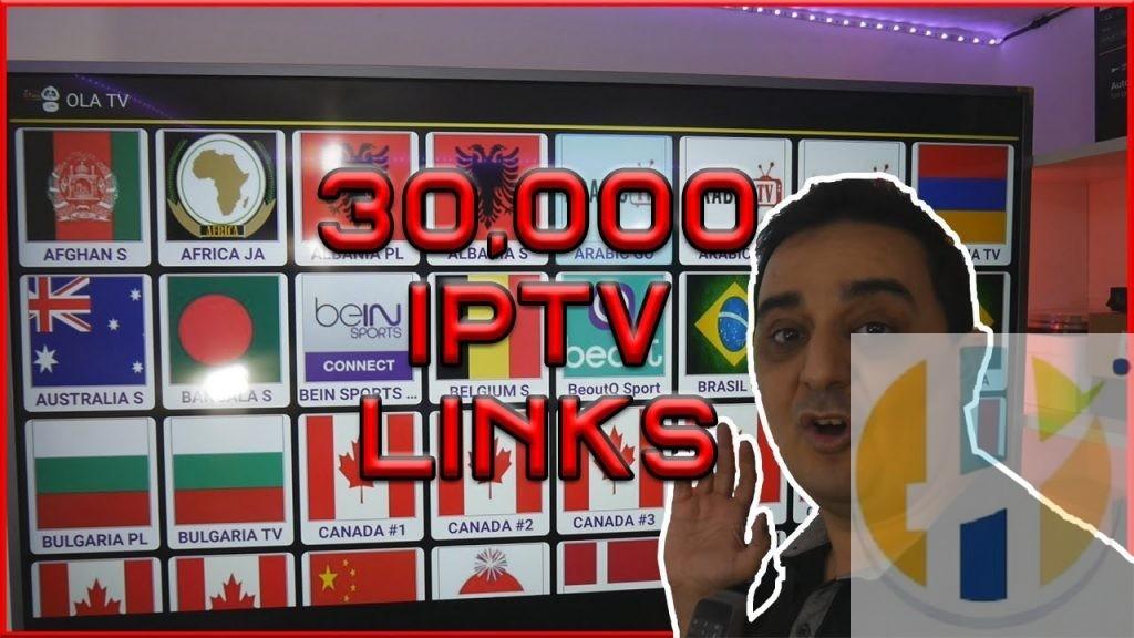 OLA TV 9 OLATV 30000 IPTV LINKS FREE - OLA TV APK BEST LIVE TV IS BACK
