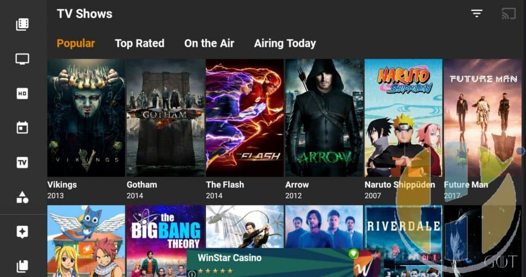 TeaTV APK another update to the CNBC Favourite App to replace Netflix and HBO with Free Movies TV Shows