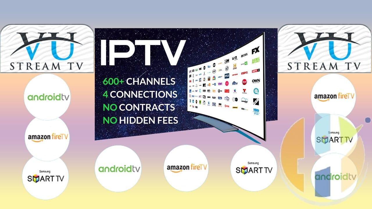 VUStream TV IPTV SERVICE Review + How to install - Husham