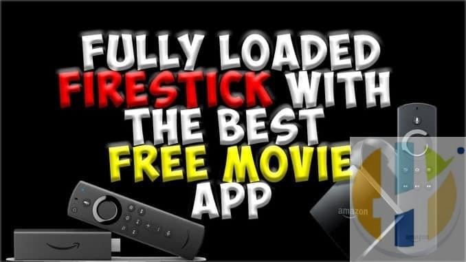 How To Jailbreak Load A Firestick Install Best Movie App 2019