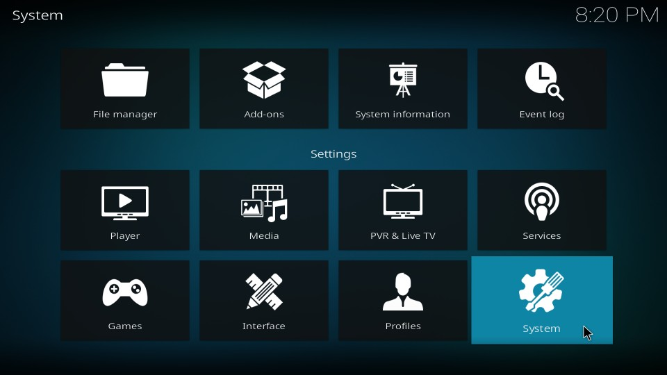 kodi 1amazing build