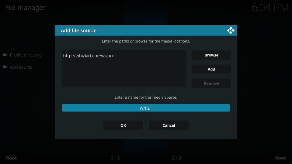 install kodi streamline build