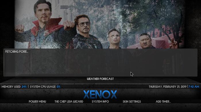 Xenox Build 2