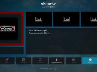 Ekino Addon Guide - Kodi Reviews