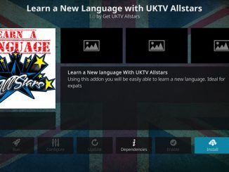 Learn a Language Addon Guide