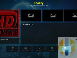 Reality Addon Guide - Kodi Reviews