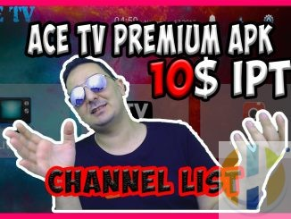 ACE TV IPTV Channel list 16/10/2018 with Adult channels - Husham com