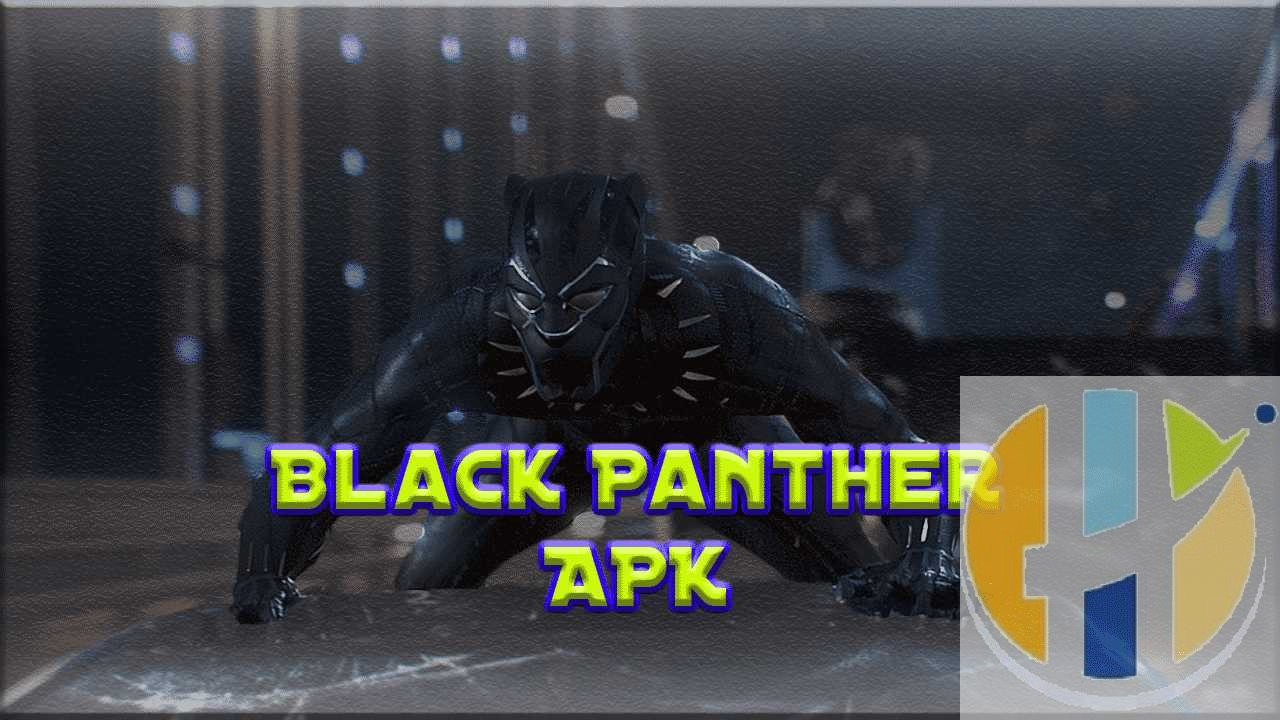 BLACK PANTHER APK Replacement Streaming Movies TV Shows Android