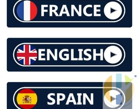 BSv TV APK IPTV English France Spain Bein - Android