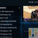Dark Media IPTV Channel list Live TV USA UK BEIN FRENCH SPORTS