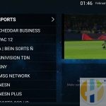 Dark Media IPTV Channel list Live TV USA UK BEIN FRENCH SPORTS