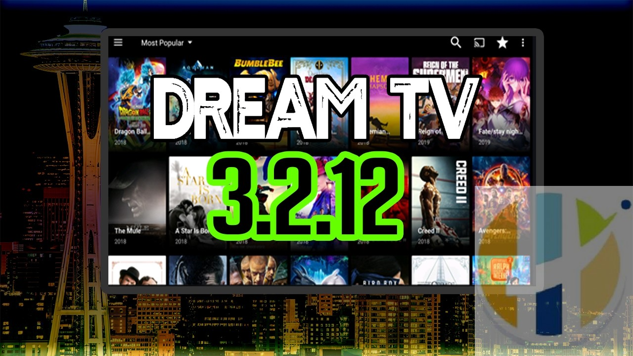 DREAM TV APK 3 2 12 Streaming Movies TV Shows Android
