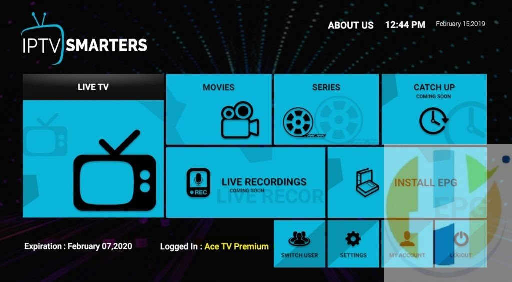 New IPTV SMARTERS WINDOWS APP V2 4 - Husham com IPTV